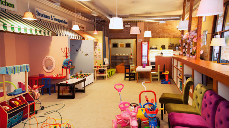 15 Best Indoor Play Spaces In Chicago For Kids Mommy Nearest