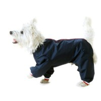 Cosipet Trouser Suit Dog Coat Navy From 18.00 | Waitrose Pet