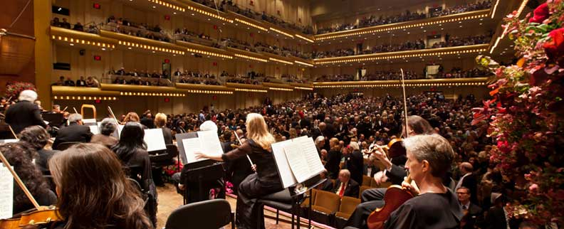 New York Philharmonic at David Geffen Hall, Lincoln Center