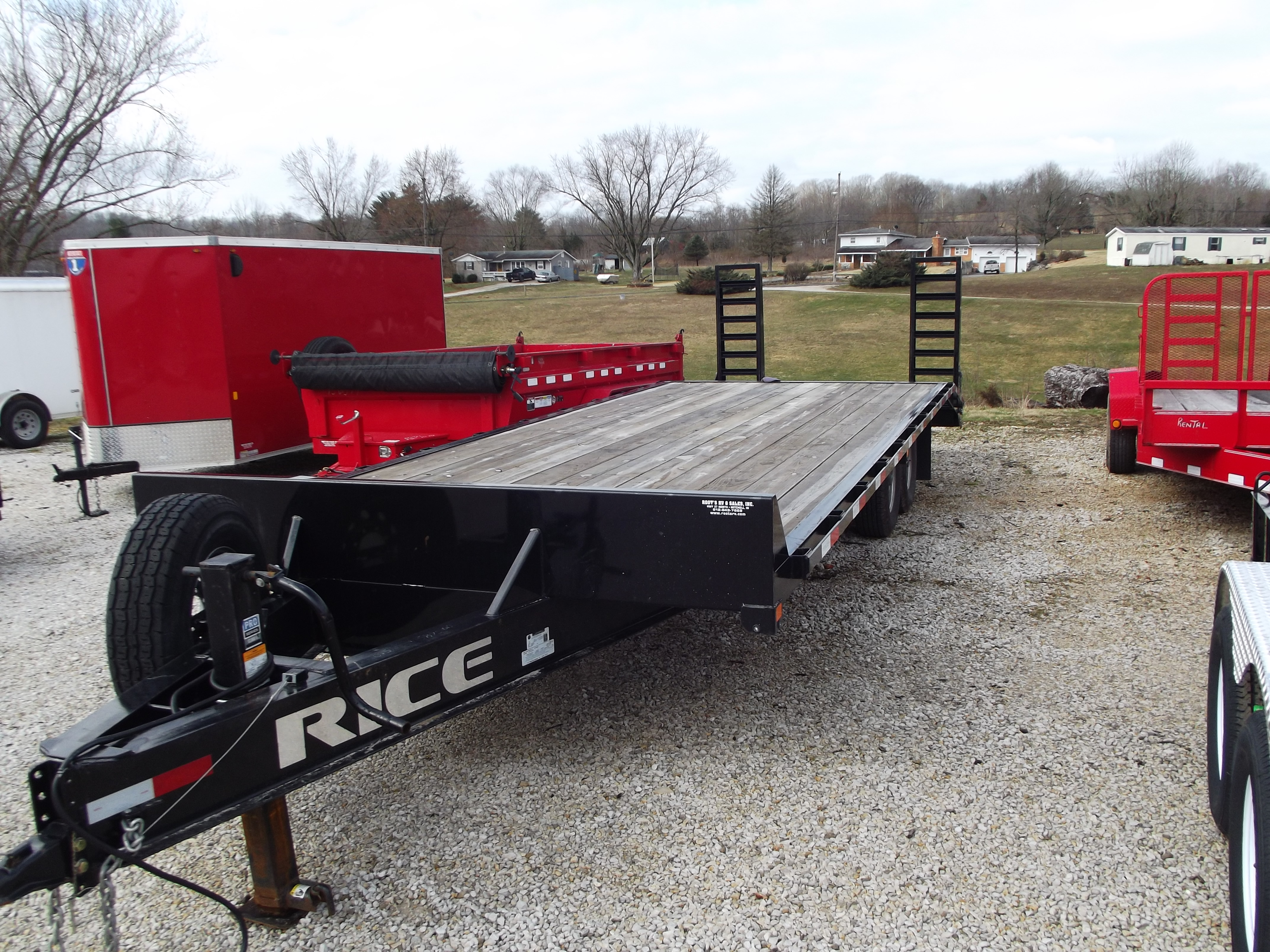 2018 Look 18x8 5 Look Trailer Rental In Mitchell In Outdoorsy - Boot Trailer