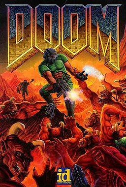 Original Doom artwork