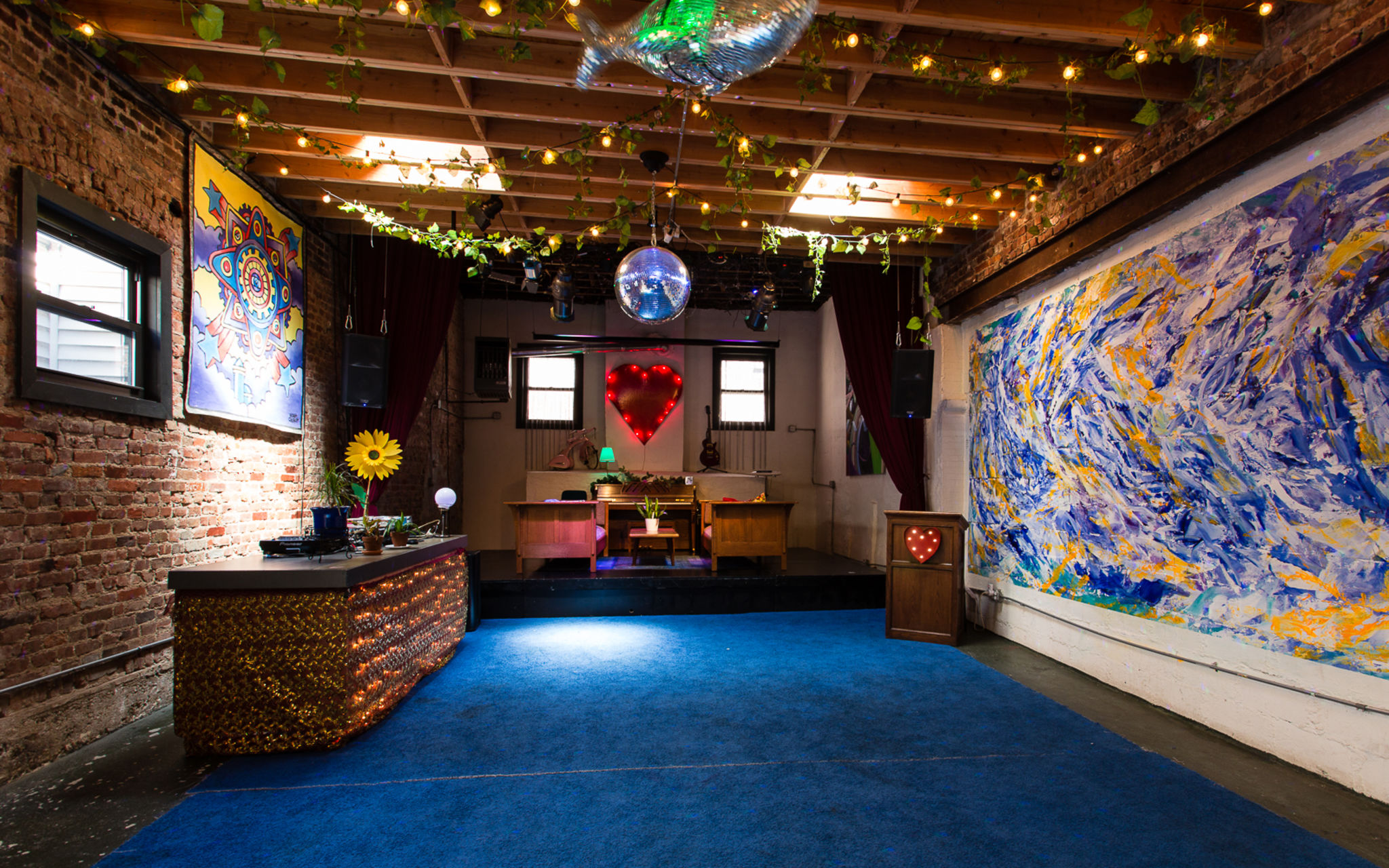 Decor Film Magical Music Venue Vintage Decor Rich Aesthetics And Props Perfect For Film And Photo Shoots