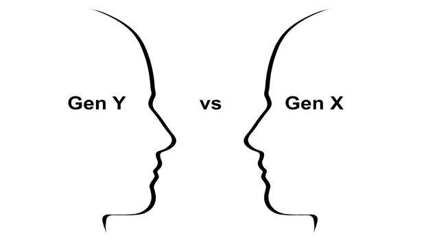 Article Hiring the changing workforce mix Is it Gen Y vs Gen X - gen y in the workplace