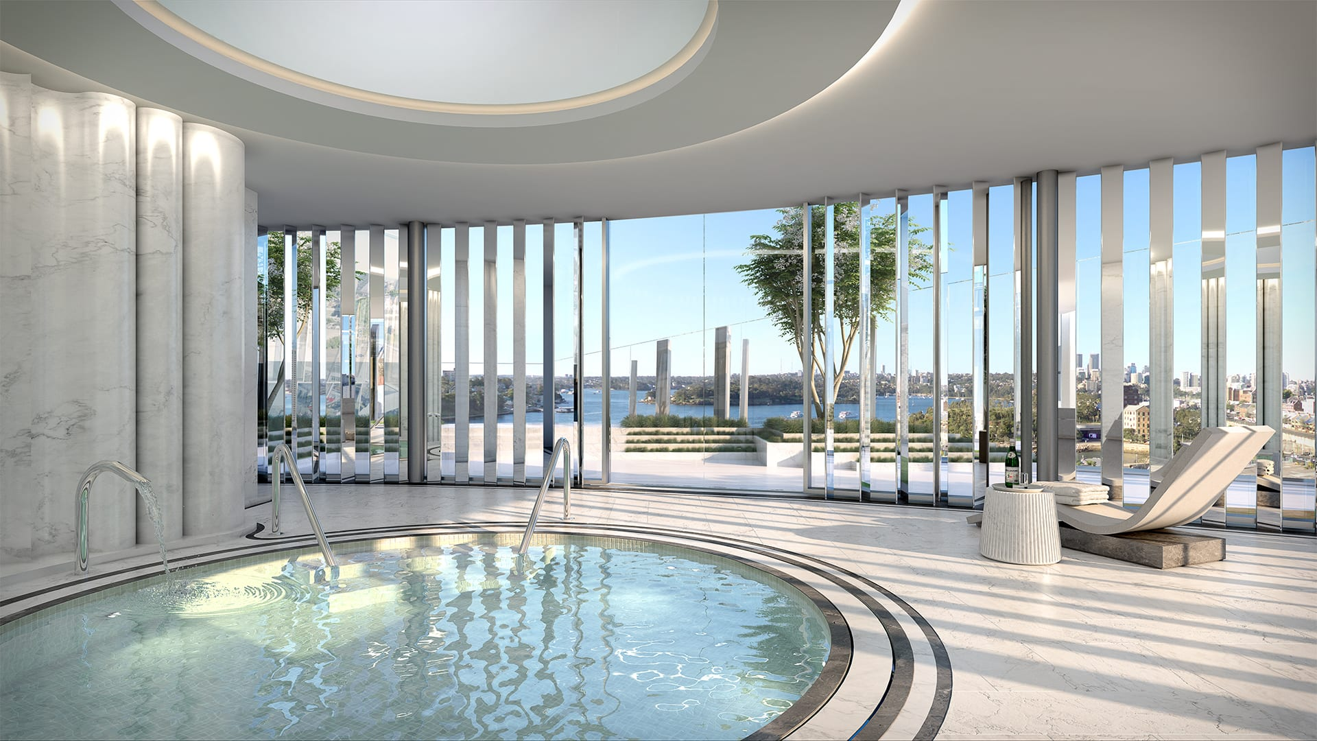 Cfp Parquet Crown Residences At One Barangaroo Waterfront Properties