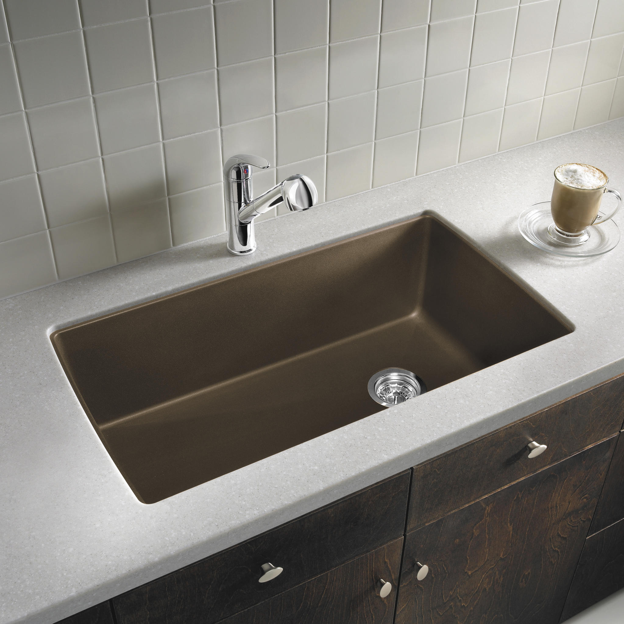 Latoscana Farmhouse Sink 36 What 39s The Right Sink Size For Your Kitchen Abode