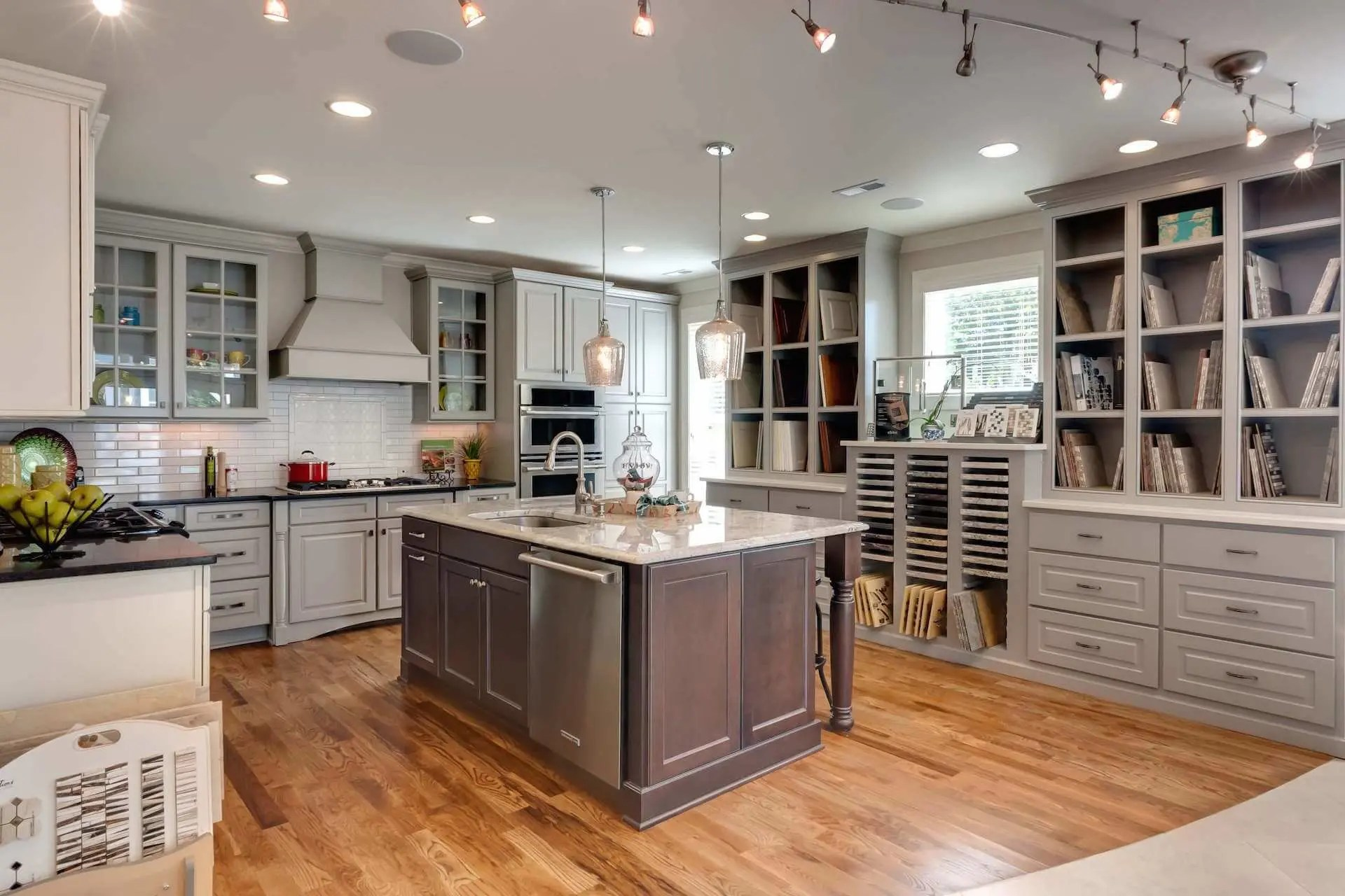 Kitchen Cabinet Showroom Raleigh Nc Raleigh Custom Builders Homes By Dickerson