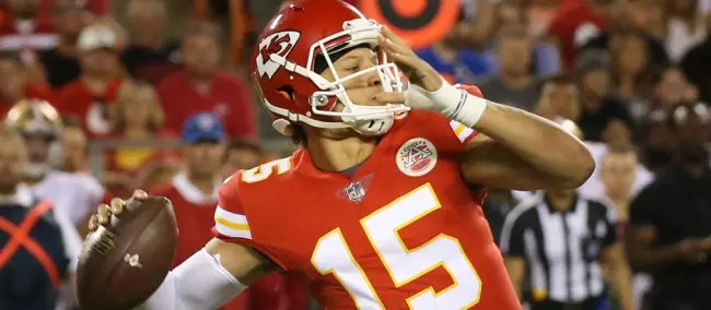 Team Previews 2018 Kansas City Chiefs