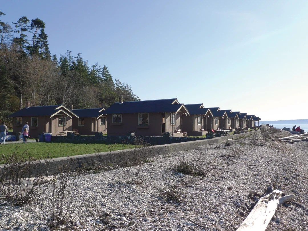 Camano Island State Park Weather The Best Washington State Park Cabins Seattle Met