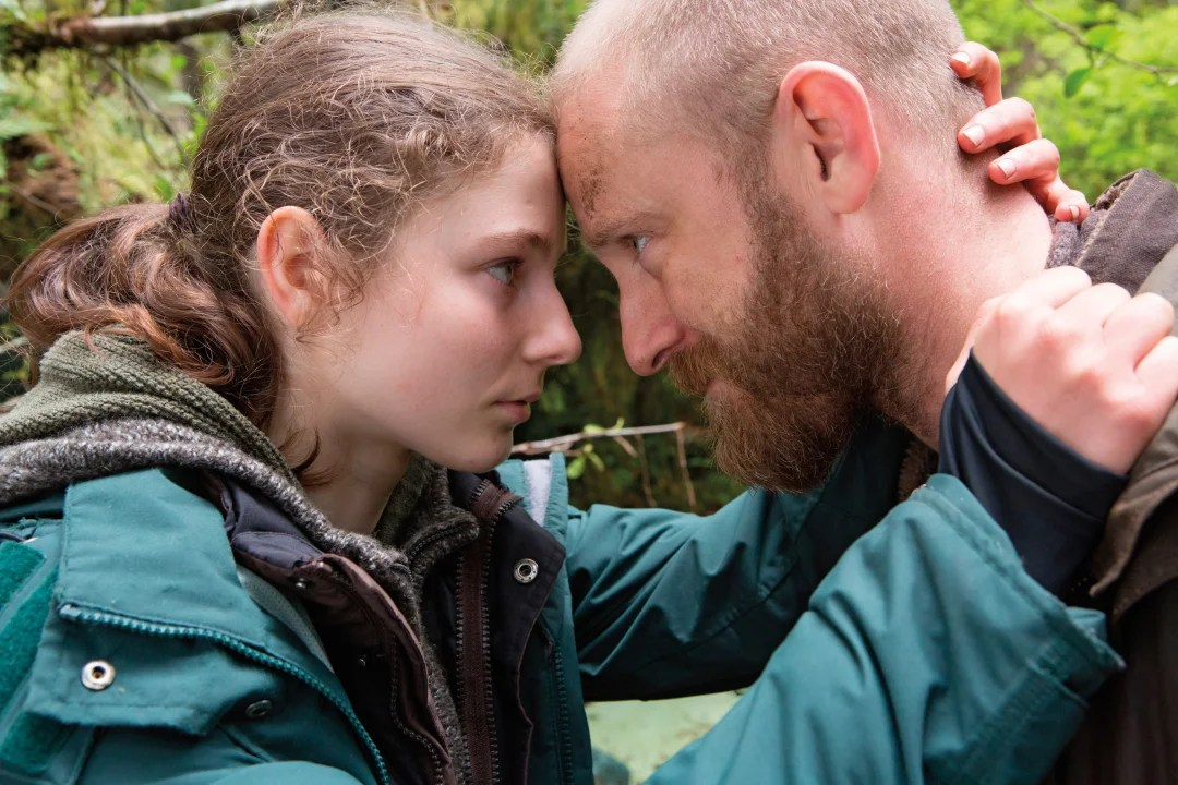 In a New Film, a Father and Daughter Go Off the Grid in Forest Park
