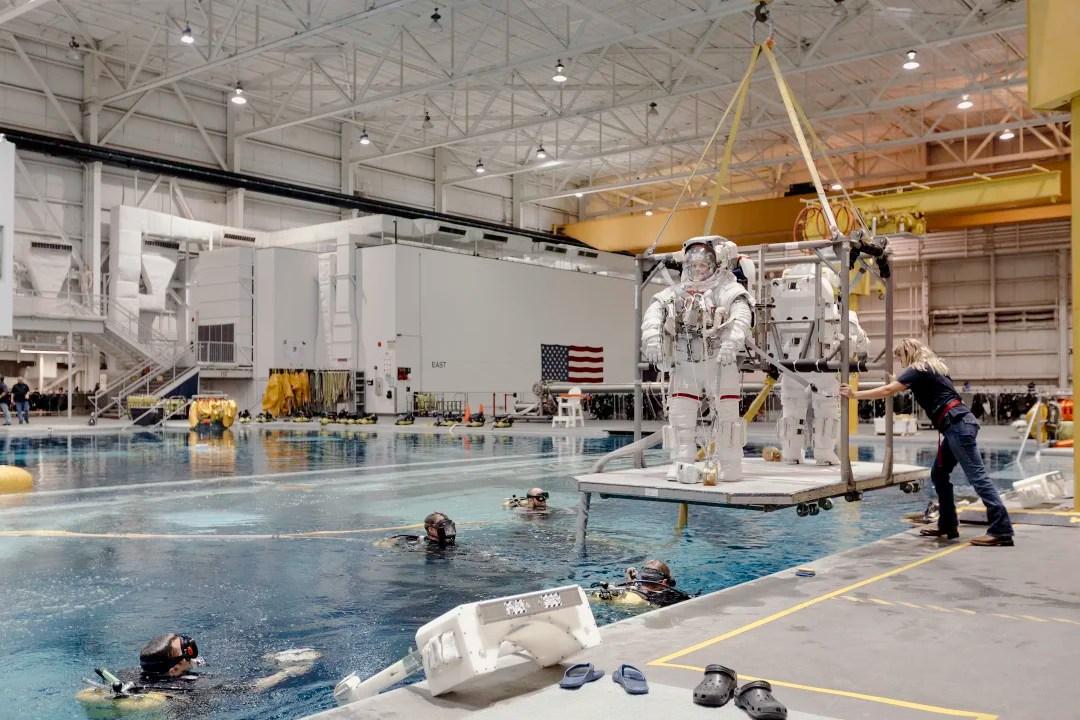 The New Women of NASA Houstonia