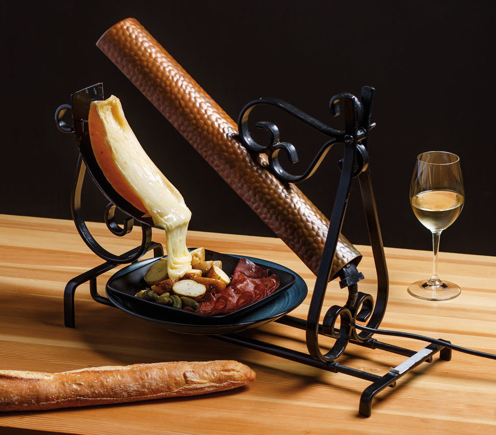 La Table A Raclette Raclette Your Way To A Happy New Year Portland Monthly