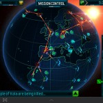 Global Outbreak - Strategisch Karte