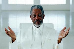Morgan Freeman in Evan Allmächtige