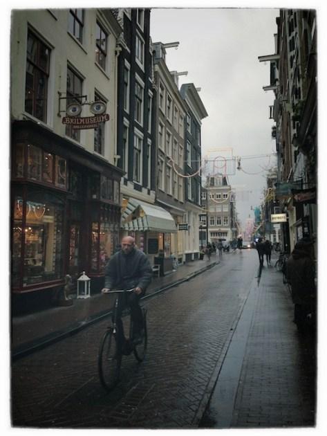 Улочки Амстердама, 2012