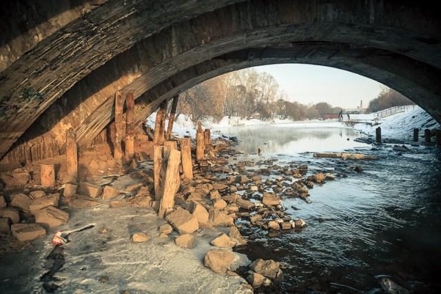 Under the bridge, Дмитрий Афонин, 2012