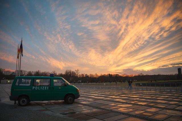 Небо над Берлином