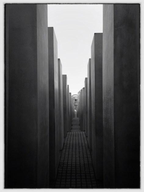 Памятник жертвам Холокоста, достопримечательности Берлина