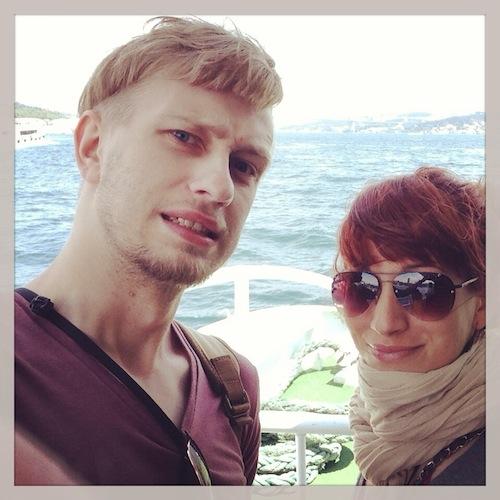 Мы и Босфор, Стамбул
