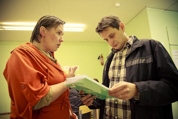 Выборы в госдуму 2012, 4 декабря. Наблюдатели от Справедливой России