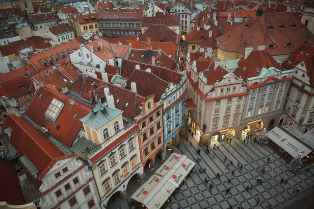 Староместкая площадь, Прага