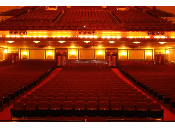 Temple Theatre Saginaw, MI 48607 Great Lakes Bay Region