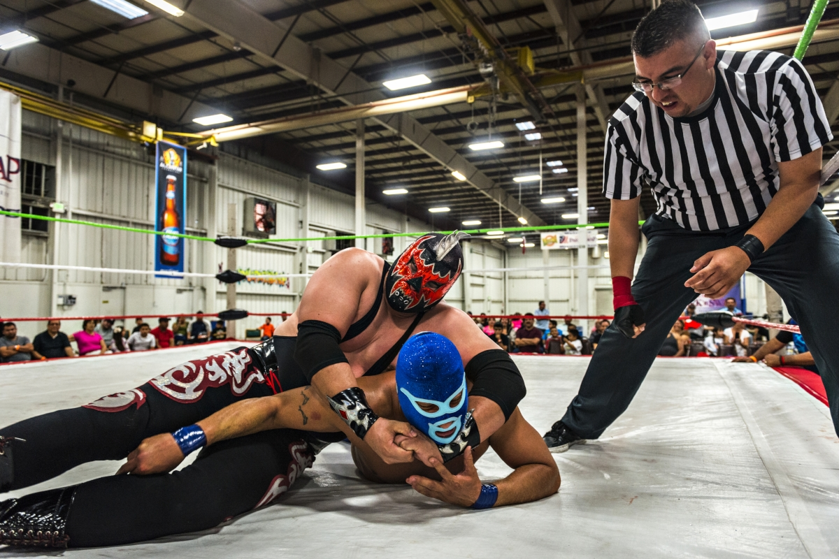Lucha Libre Lucha Libre In Phoenix Local Phx Stories