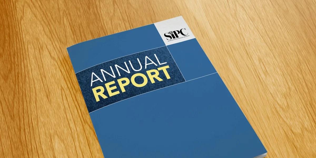 SIPC - Annual Reports