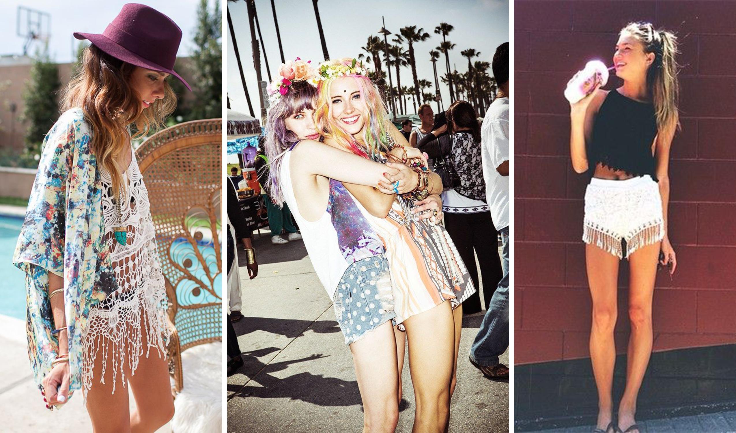 It39s Festival Season Coachella Style Tips And Fashion