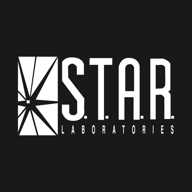 Star Lab Logo 2 - Star Labs - T-Shirt TeePublic
