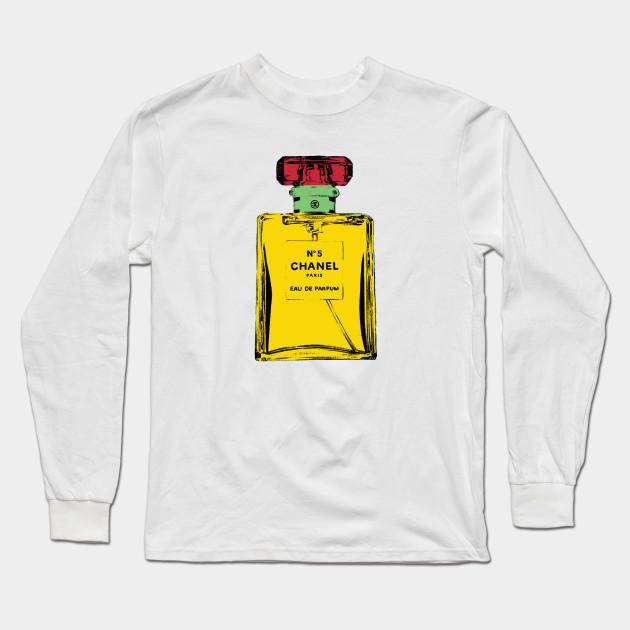 chanel - Chanel - Long Sleeve T-Shirt TeePublic
