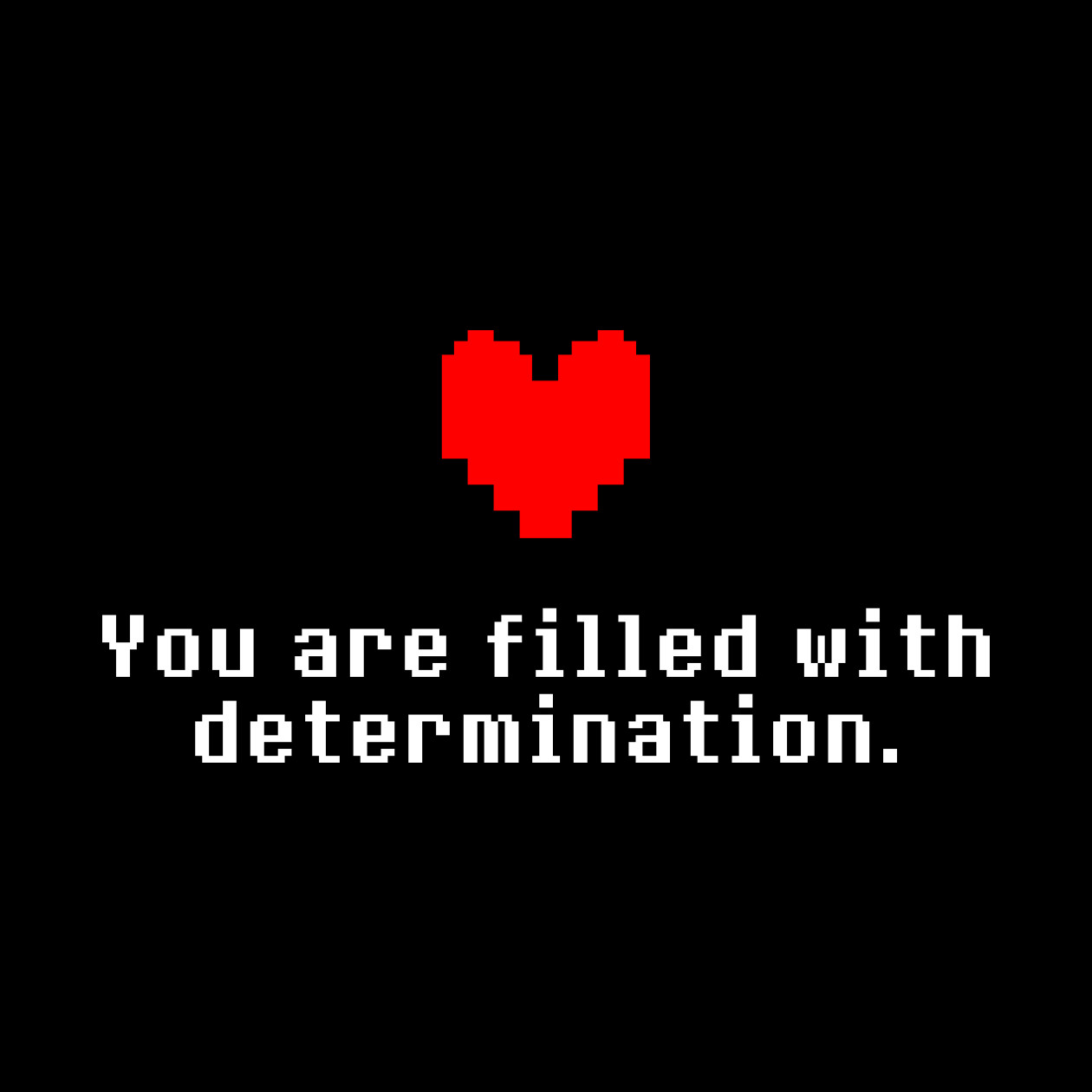 Halsey Wallpaper Quotes Undertale Determination Heart Undertale Mug Teepublic