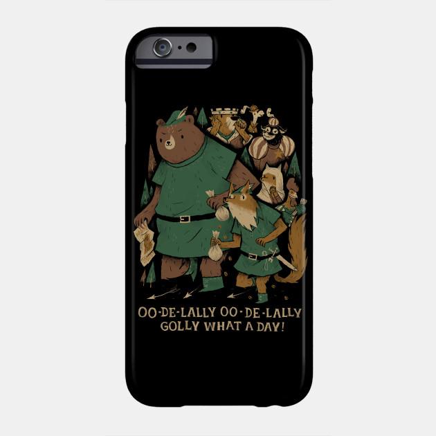 Robin Hood - Robin Hood - Phone Case TeePublic