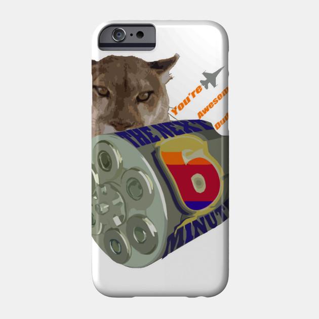 Sixy - Awesome - Phone Case TeePublic