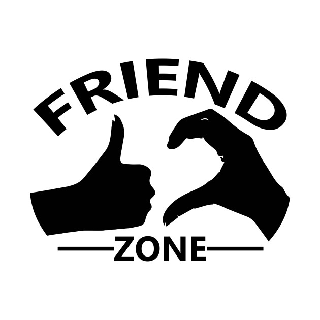 Friendzone Logo - Friendzone Relationship Status Funny Joke Friend