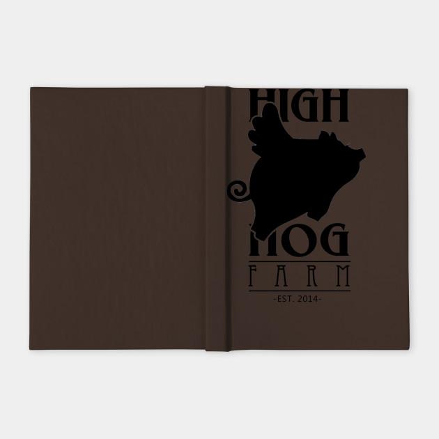Sample - Farm - Notebook TeePublic