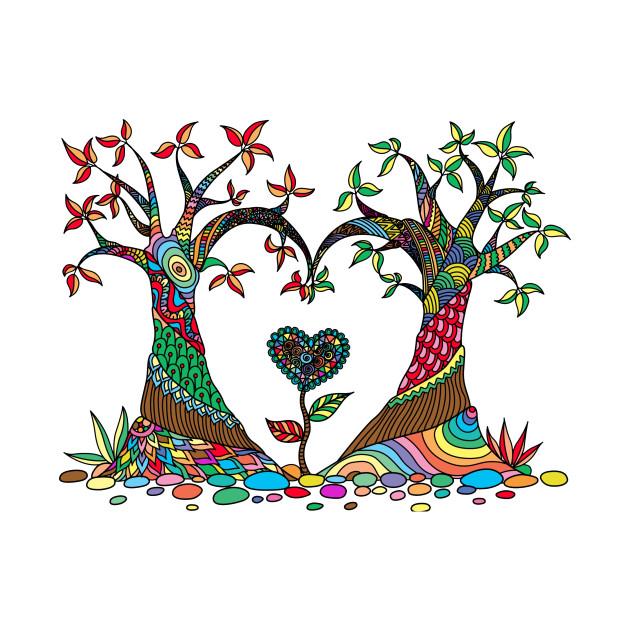tree design - Josemulinohouse