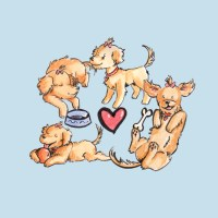 Puppies! - Puppies - T-Shirt | TeePublic