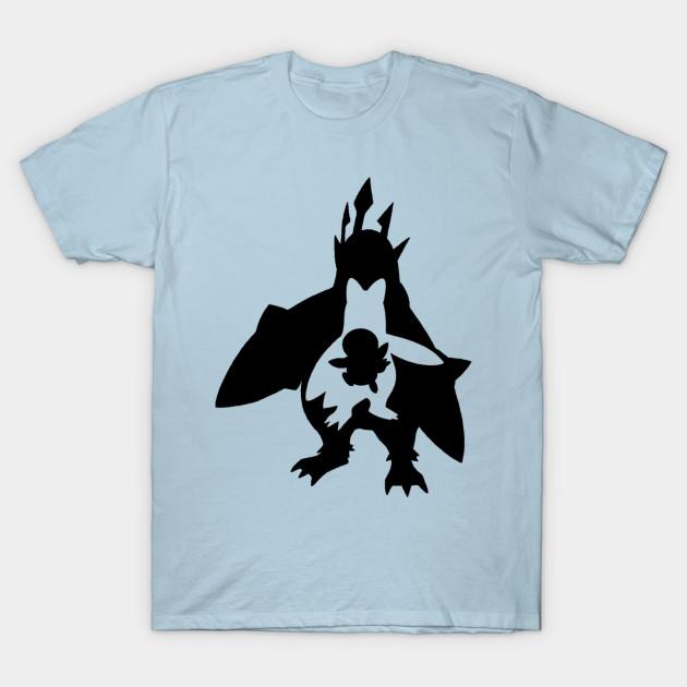 Empoleon Evolution - Empoleon - T-Shirt TeePublic