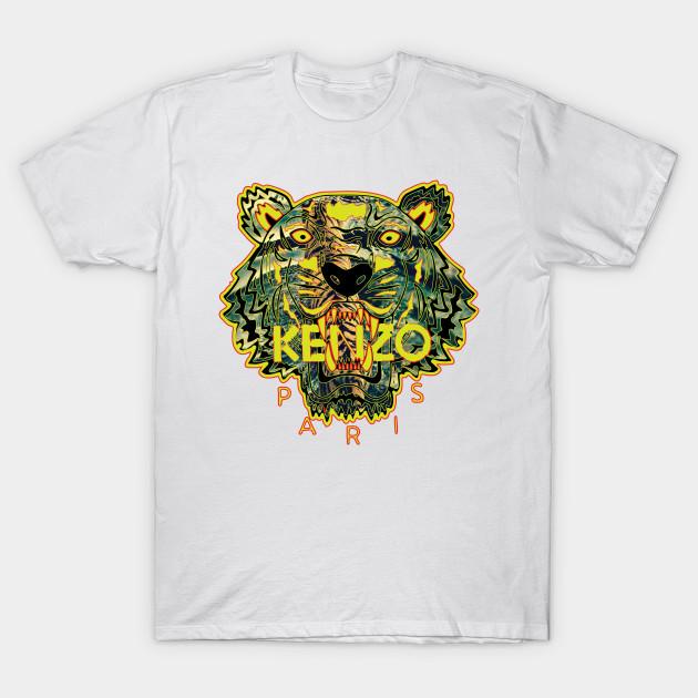 Kenzo 2 - Kenzo - T-Shirt TeePublic