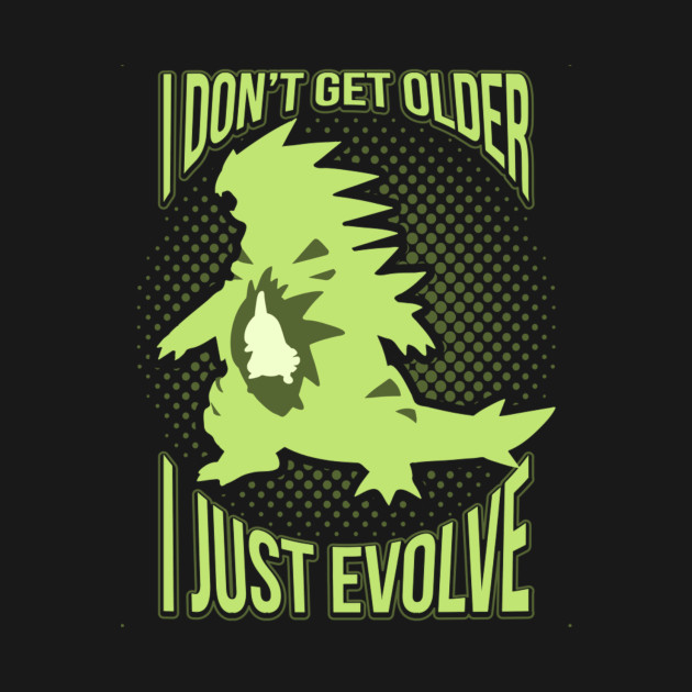 TYRANITAR EVOLUTION - Tyranitar - Kids T-Shirt TeePublic