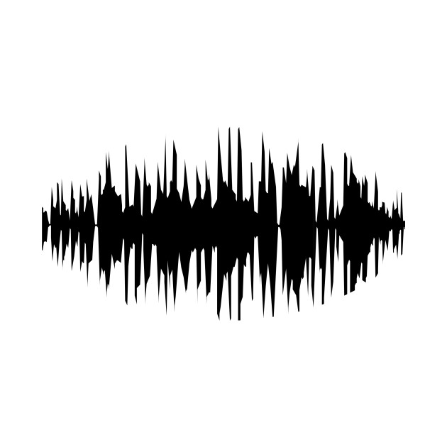 WAVEFORM - Audio Wave - Tote TeePublic