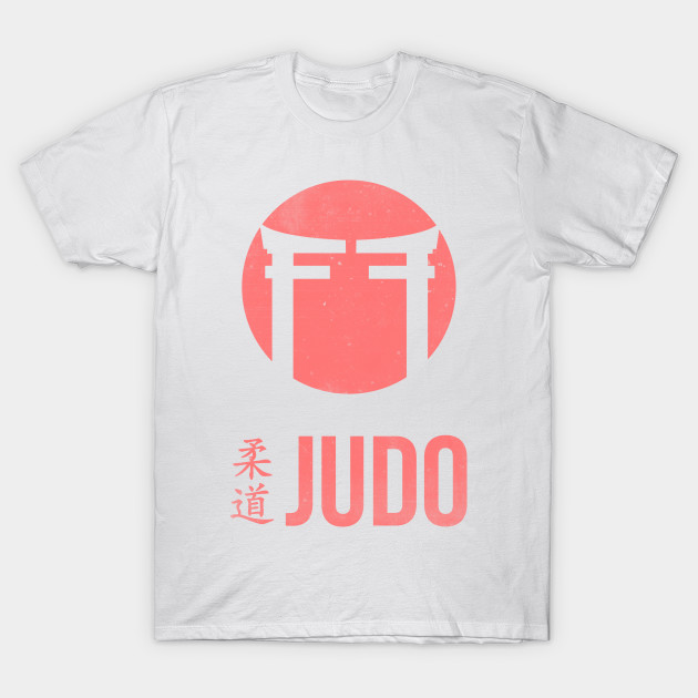 Judo Under Gi - Judo - T-Shirt TeePublic