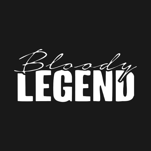 Bloody Legends Logo - Fortnite Game Gamers Pc Game Analog Cool Funny