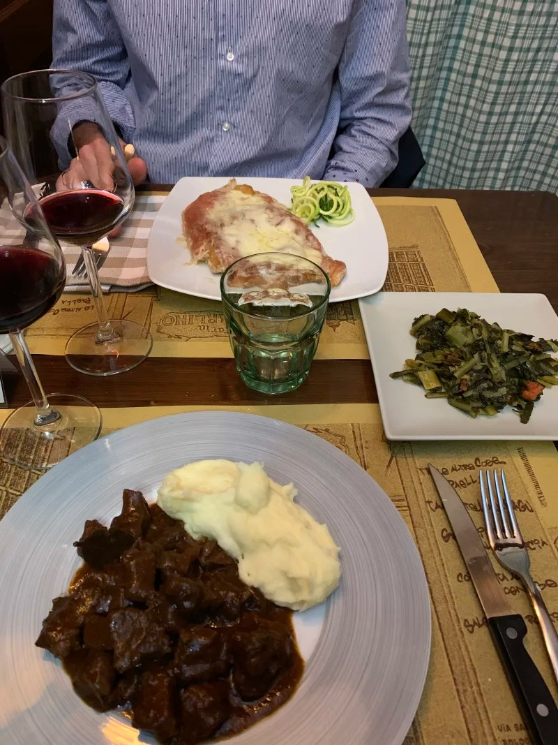 Hostaria San Carlino In Bologna Restaurant Reviews Menu And Prices Thefork