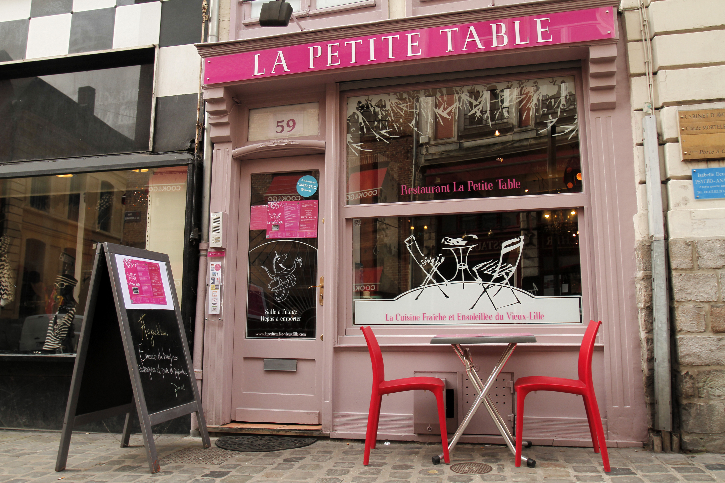La Petite Table In Lille Restaurant Reviews Menu And Prices Thefork
