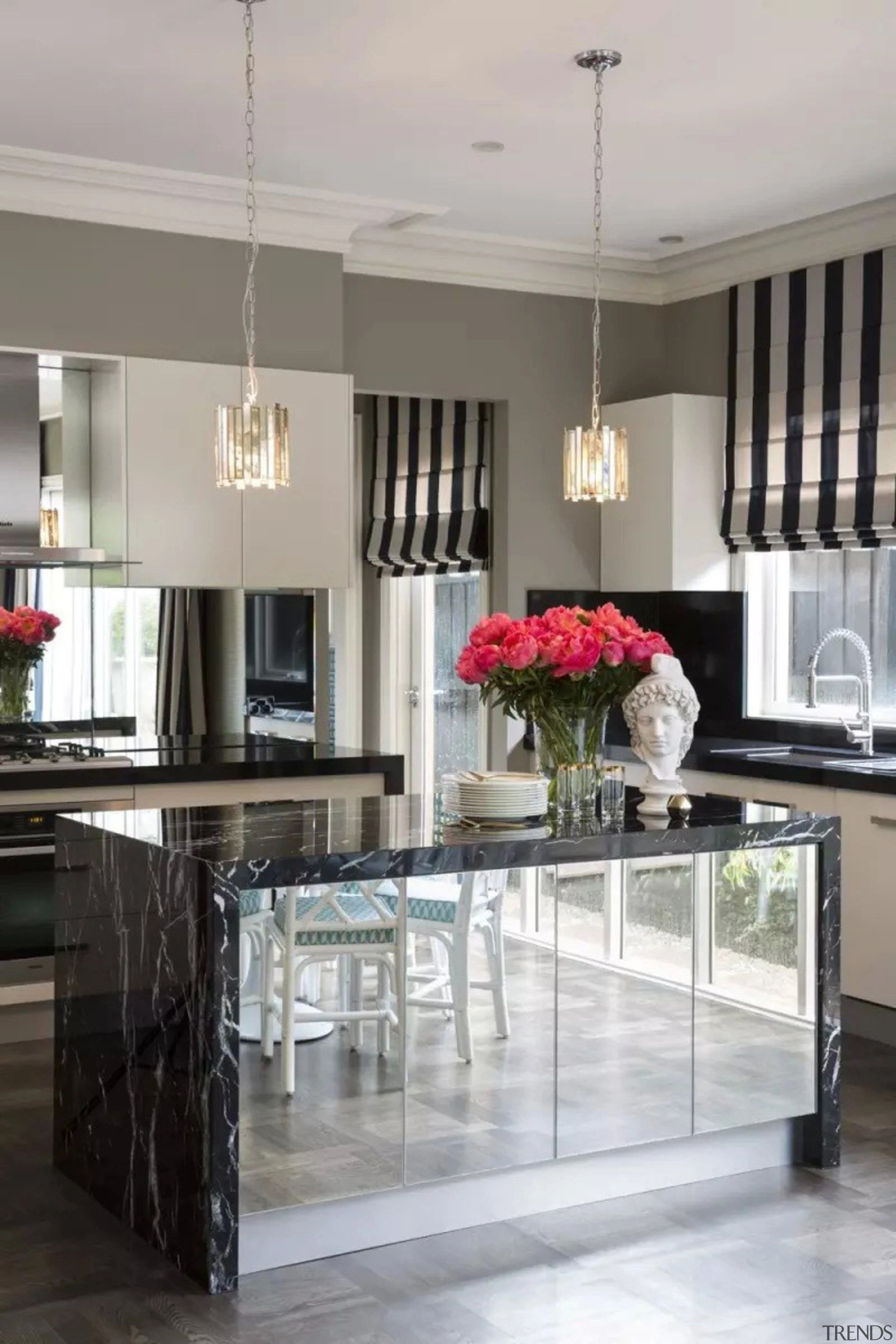 Interiors Cuisine French Classic Style Residence By M Gallery 31 Trends
