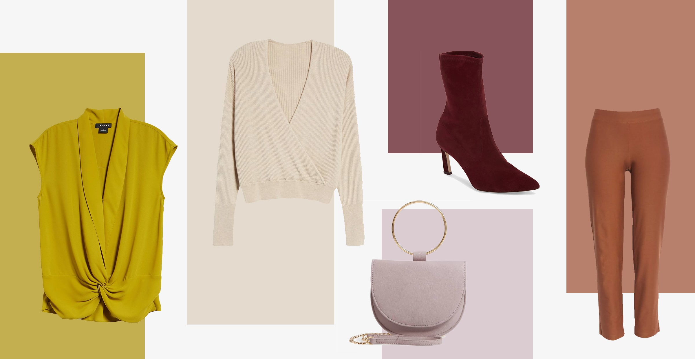 Color Trends Fall 2018 5 Fall Color Trends And How To Wear Them Trunk Club