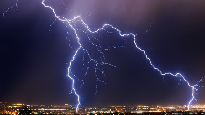 Thunder and Lightning Facts Earth Nature Eden Channel