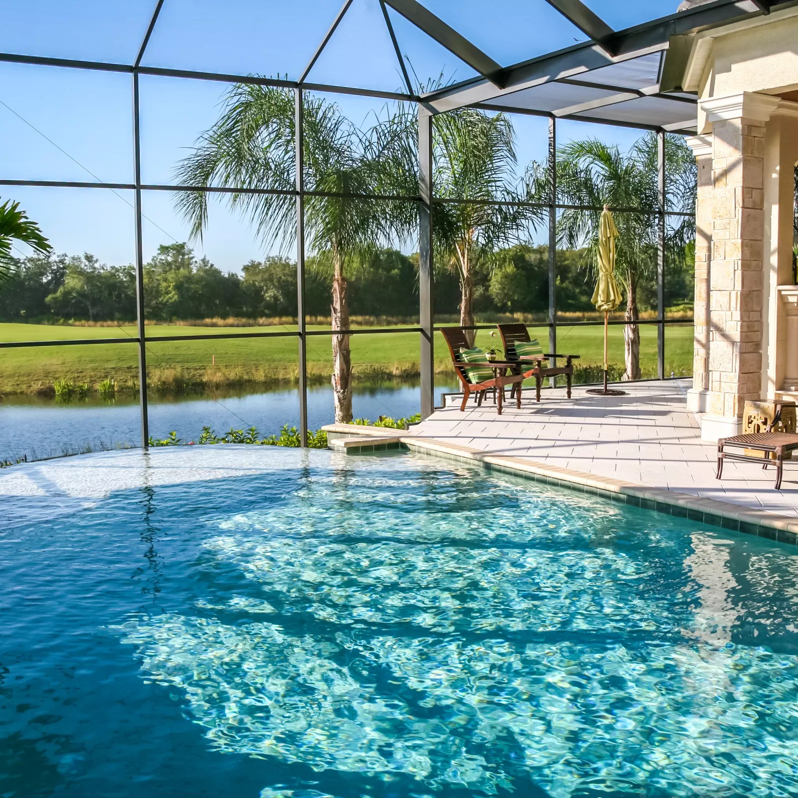 Jacuzzi Pool Covers How A Pool Affects Your Homeowners Insurance Valuepenguin