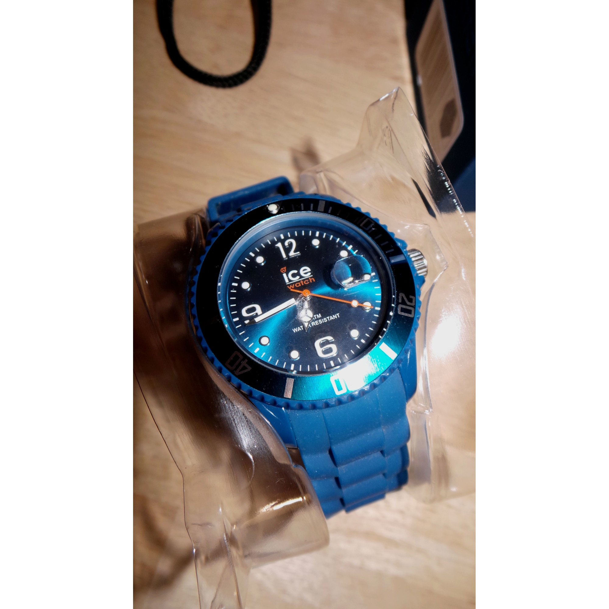 Montre Style Marin Montre Sport Ice Watch Bleu 1926133